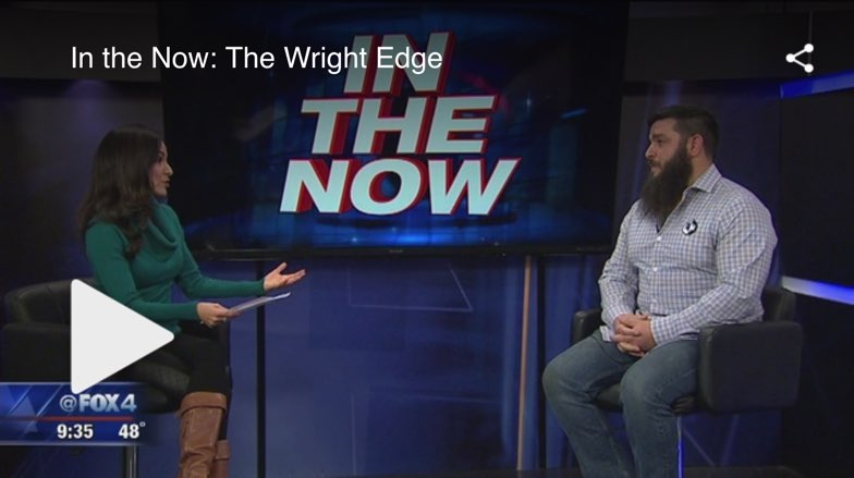 Fox 4 News In the Now: The Wright Edge